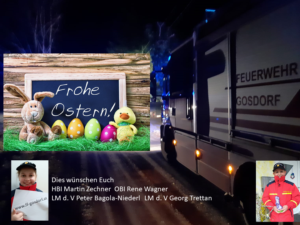 2021 Frohe Ostern